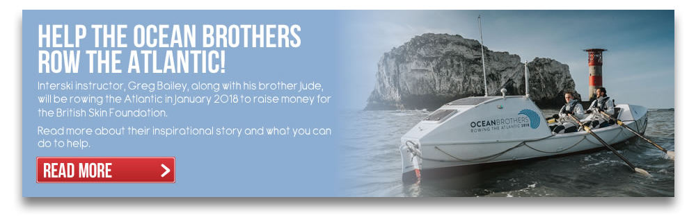 Help The Ocean Brothers Row The Atlantic!
